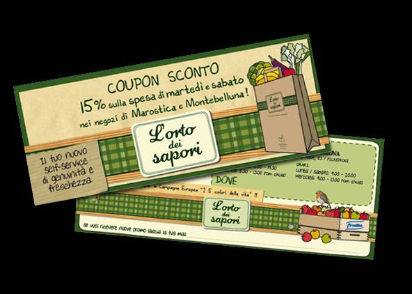 L'orto coupon